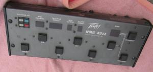 Peavey RMC 4512 Midi Controller